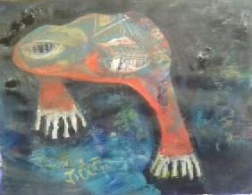 5. final frog